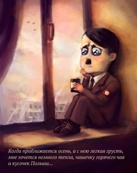 Гитлер и Польша