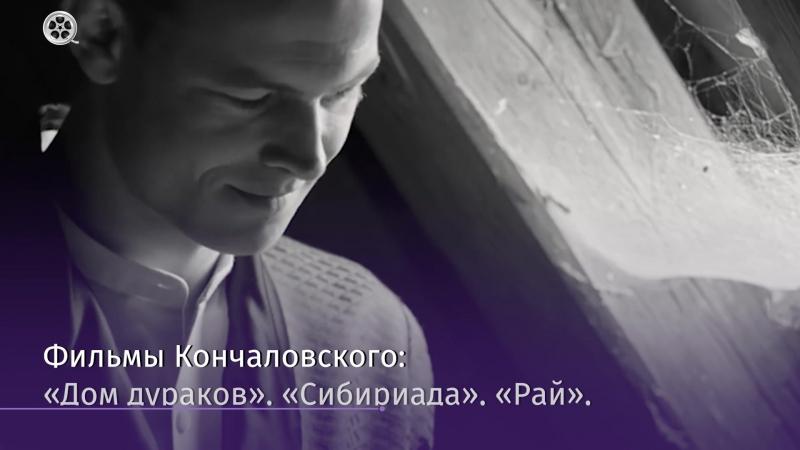 У каждого своё кино (Андрею Кончаловскому — 80)