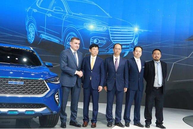 Компания строит завод по выпуску автомобилей с нуля