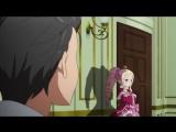 AniDub Re Zero kara Hajimeru Isekai Seikatsu  Жизнь в альтернативном мире с нуля - 7 серия
