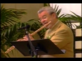 Sir James Galway plays The Lord of the Rings
