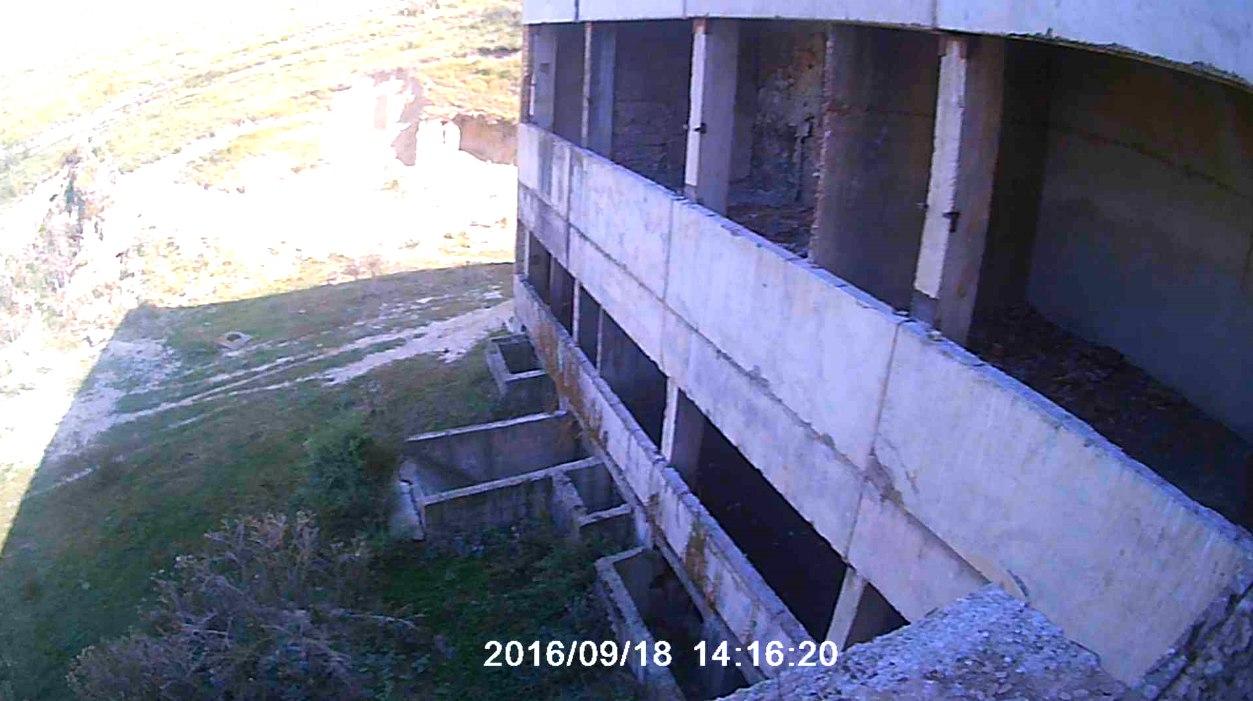 Заброшенный санаторий в Алматинской области