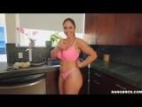 Marta Lacroft (Hot Latina Maid Gargles On Huge Cock) Big Ass Booty Tits sex porno