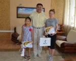 Юные художники Калмыкии победили на конкурсе юга России