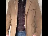 Пиджак 2в1 демисезонный