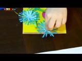 Творческие занятия с детьми - Открытка на 8 Марта (2)