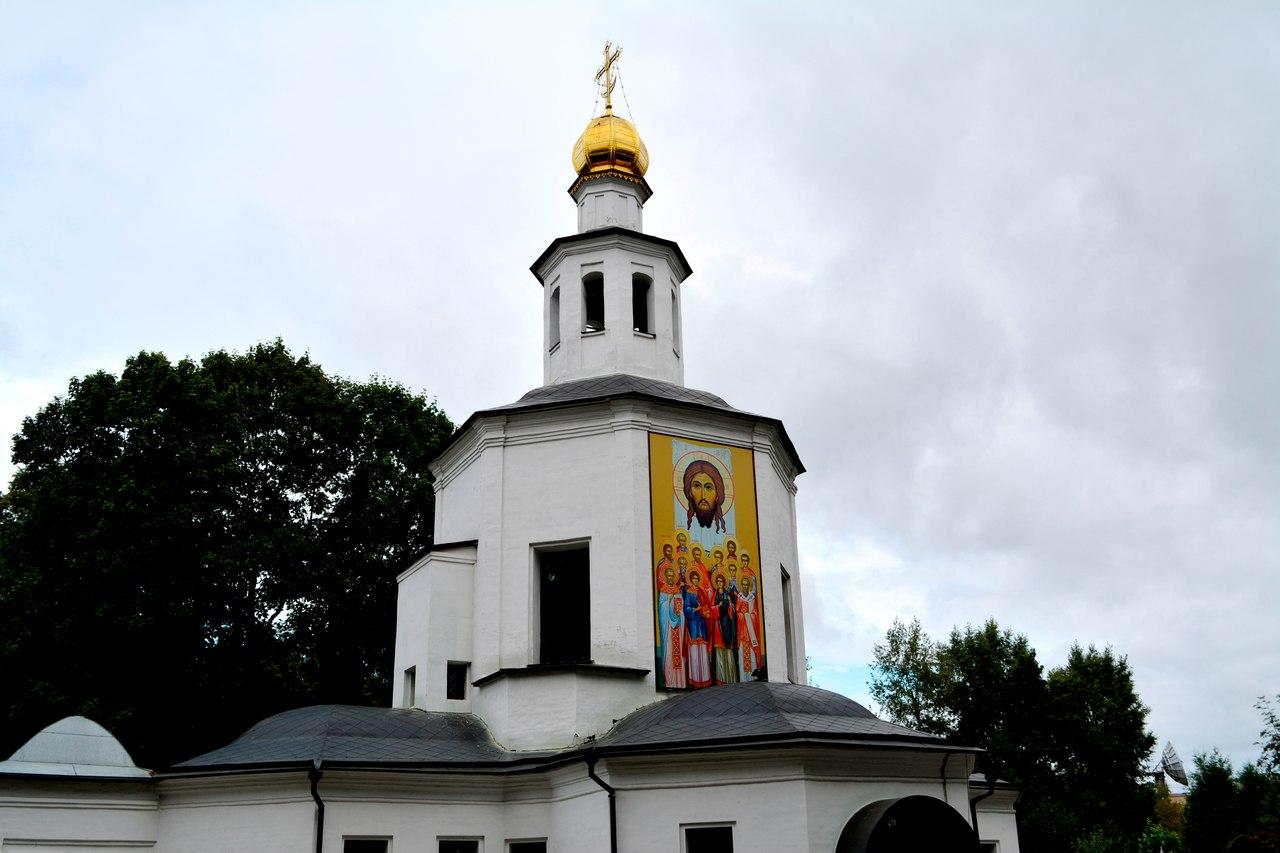 храм в Перово