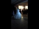 весільний танець христини і діми