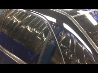 Mitsubishi Lancer после полировки