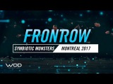 Symbiotic Monsters  FrontRow  World of Dance Montreal Qualifier 2017  #WODMTL17