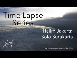 Airbus A320 - TimeLapse HLP - SOC