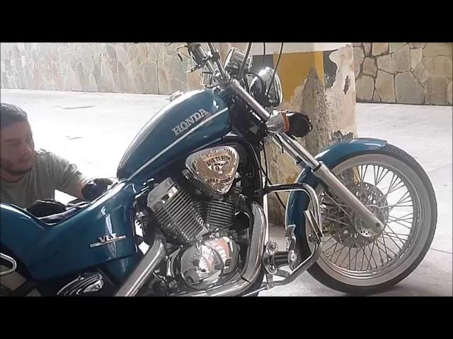 Limpieza del Carburador Honda Steed VLX 400 cc