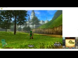 Citra (3DS Emulator) - The Legend of Zelda Ocarina of Time 3D (1080p 60 FPS)