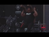 DALLAS MCCARVER - LEGS WORKOUT ROAD TO THE 2017 ARNOLD CLASSIC