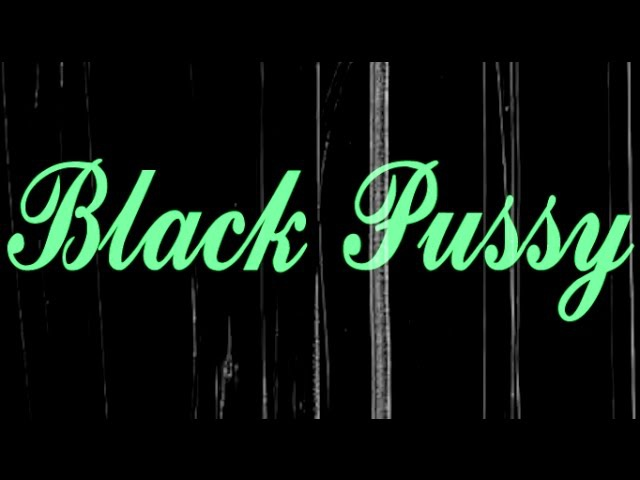 Ain't Talkin' About Love by Black Pussy