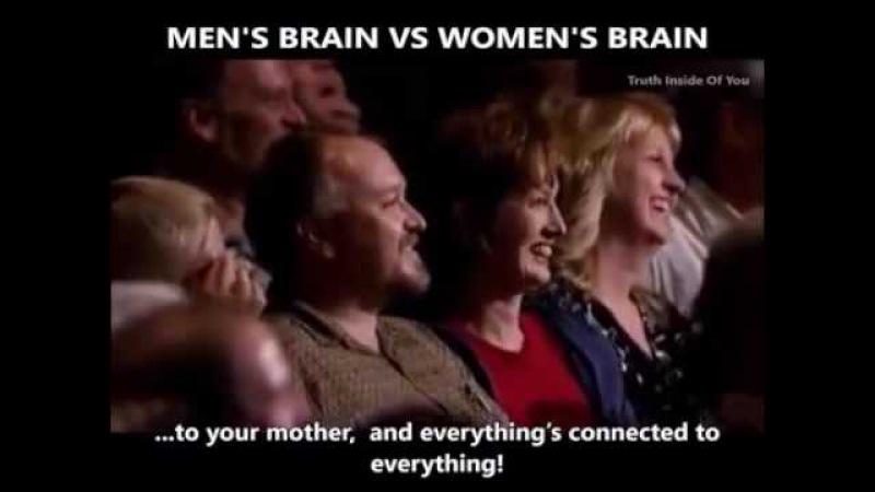Men's Brain VS Women's Brain