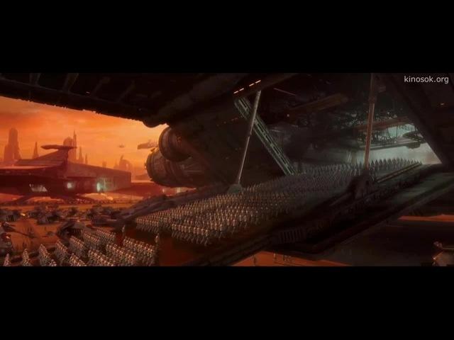 🎬ЗВЁЗДНЫЕ ВОЙНЫ:ЭПИЗОД2–АТАКА КЛОНОВ.КОНЦОВКА HD/STAR WARS:EPISODE II-ATTACK OF THE CLONES.ENDING HD