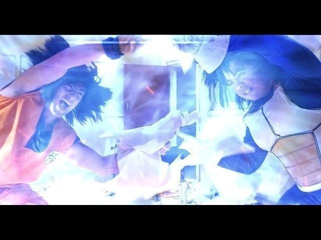Dragon Ball Z VS Avatar Last Airbender | Dragon Ball Z против Аватара Аанга [Русская озвучка]