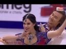 Elena Ilinykh Ruslan Zhiganshin Bollywood FD 2017 Russian Nationals