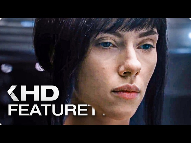 GHOST IN THE SHELL 'Mamoru Oshii' Featurette Teaser Trailer (2017)