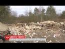 На Львівщині виявили гігантський скотомогильник який забруднює воду та ґрунт