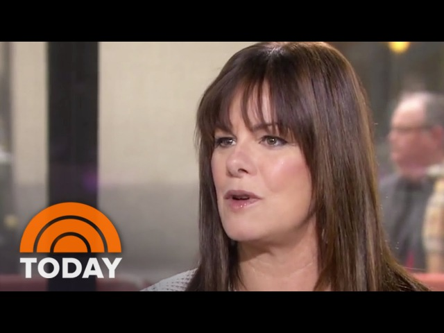 Christian Grey's Mother Marcia Gay Harden   TODAY