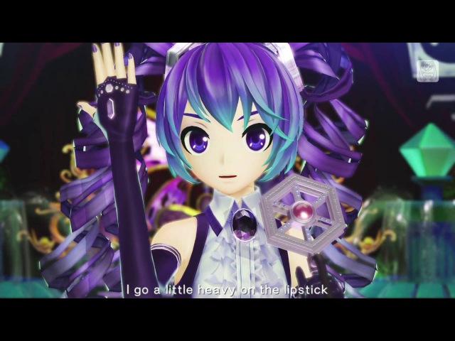 【 Miku Luka Meiko】 Elegant Medley - Glossy Mixture English Subs 【 Project Diva X HD PS4 PV】