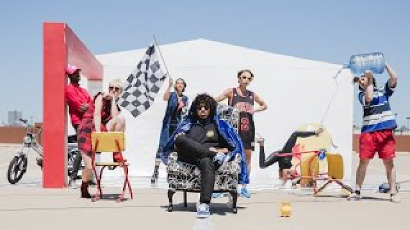 Joey Purp Girls @ feat Chance the Rapper