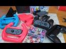 Nintendo Switch - аксессуары с Алиэкспресс - Руль, Геймпад, Докстанция - для Нинтендо Свитч