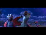 Raptor vore &amp mawshot (Ice Age 5)