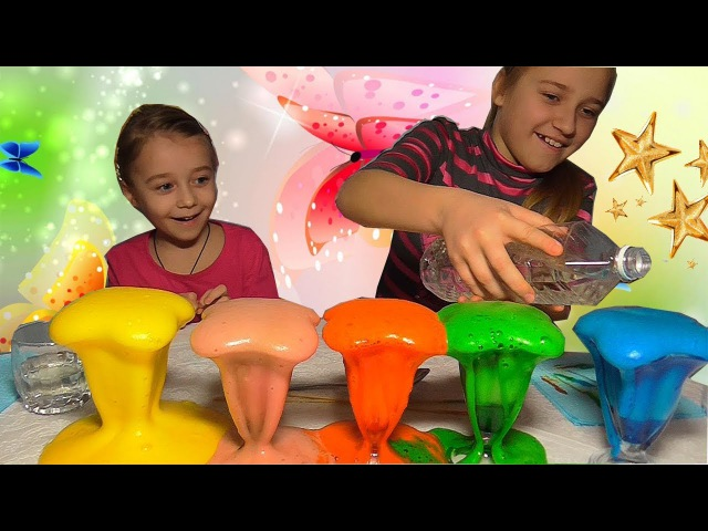 Learn Colors with rainbow foam for Children Song Finger Family Nursery Rhymes for kids Colours