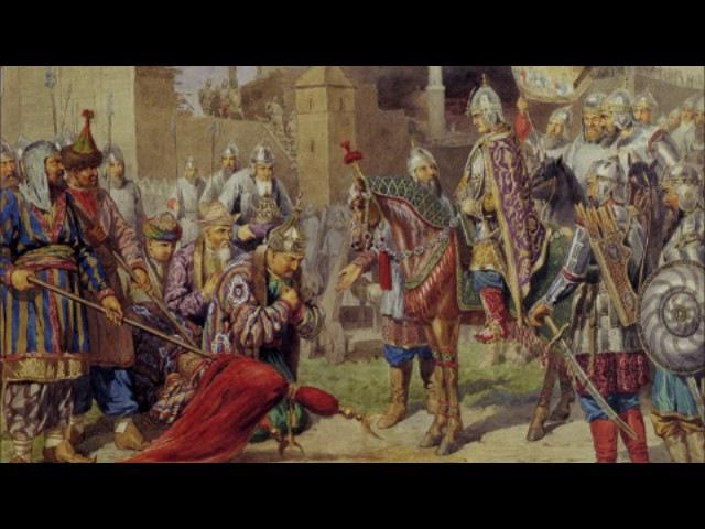 Казанское ханство и Москва (рассказывает историк Владислав Назаров)