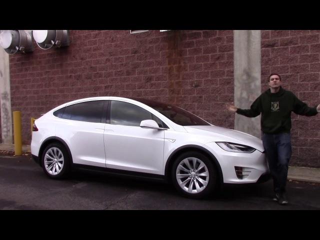 Вот почему Tesla Model X - это ужасная машина