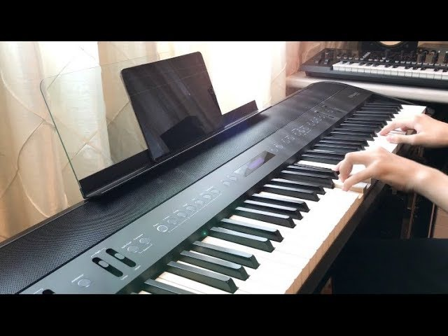 Our Love (Brian Culbertson) I Roland FP-90