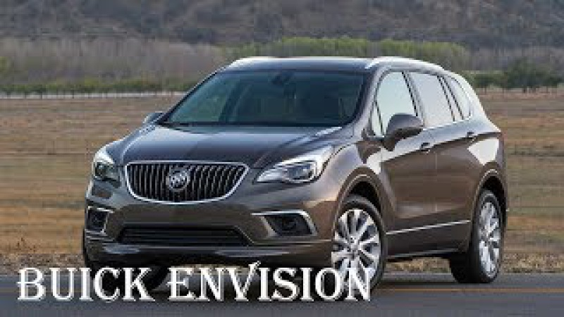 BUICK Envision Reviews 2017 - Interior, Engine, Acceleration - Specs Review | Auto Highlights