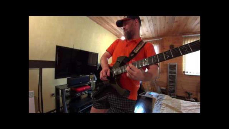 Metallica Wherever I May Roam Solo Guitar Cover