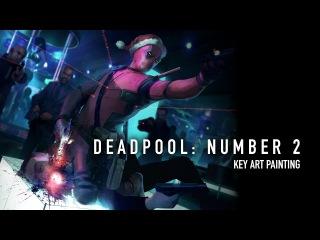 Deadpool Number 2 - Standard Edit