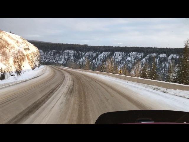 263 Дальнобой США Продолжаем движение на Аляску