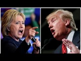 Дональд Трамп против Хиллари Клинтон (Эпичная Рэп Битва!)