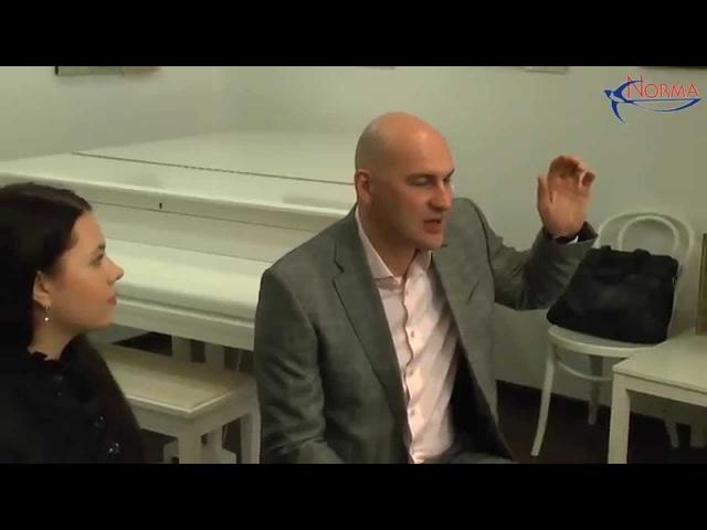 Радислав Гандапас. Мудрость Мотивации в Кирове