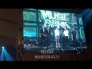 [FANCAM] 02.09.17 MUSIC BANK IN JAKARTA B.A.P - MENT, CUTE POSE, Singing BLUE TEASER