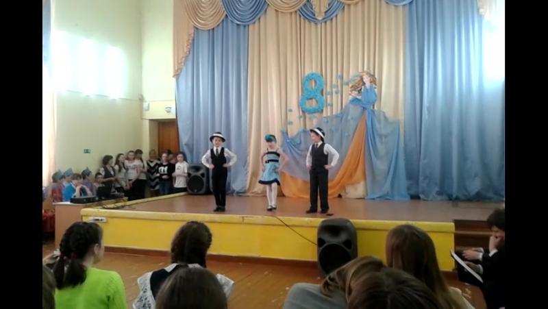Танец Пупсик к 8 марта