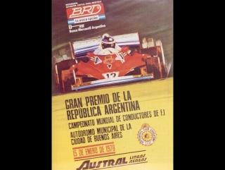 F1 1978. 01. Гран-При Аргентины, гонка