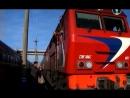 Россия из окна поезда - Нефтяные поля - 8 серия