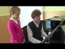 Играет маэстро!Доцент консерватории имени Чайковского Сергей Главатских провел мастер-класс для юных пианистов