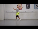 Dawin - Jumpshot, choreography by Angelina Kulnis ?