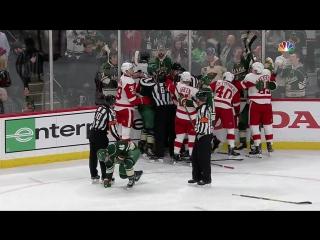 Шведский хоккеист заплатит $158 тысяч за удар клюшкой по лицу соперника