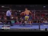 Украинец Сергей Деревянченко сегодня ночью ярко нокаутировал экс-чемпиона мира Сэма Солимана