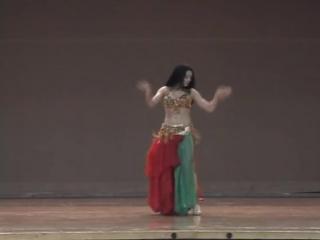 LAYLA AMAR BELLY DANCER PERFORMANCE RAQS LA MAY 17 18 2008 4565