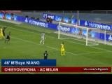 Чемпионат Италии 2016-17 / Лучшие голы 8-го тура / Топ-5 [HD 720p]